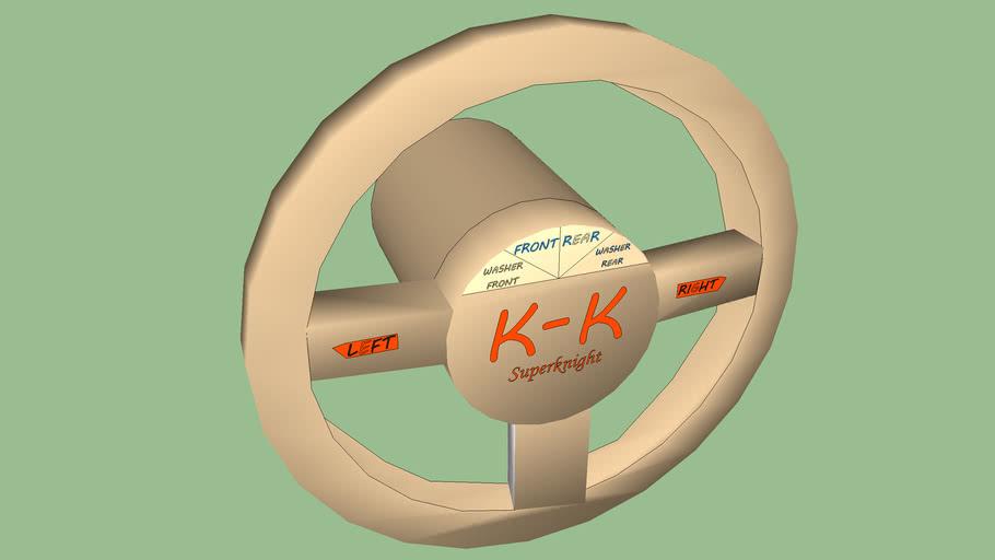 K-K Dominum 1054 SUPERKNIGHT coupe b steering wheel