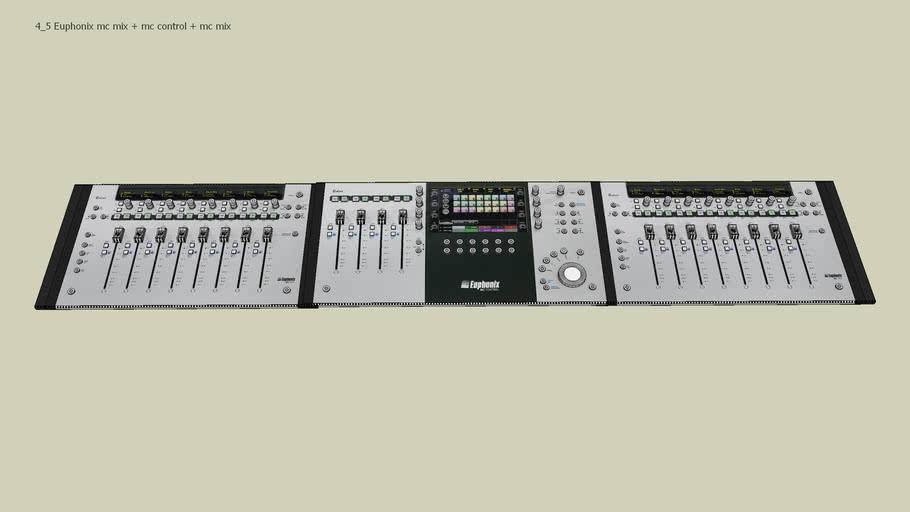 Stůl pro zvukovou techniku