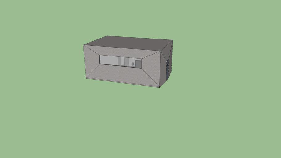 bulletproof bunker