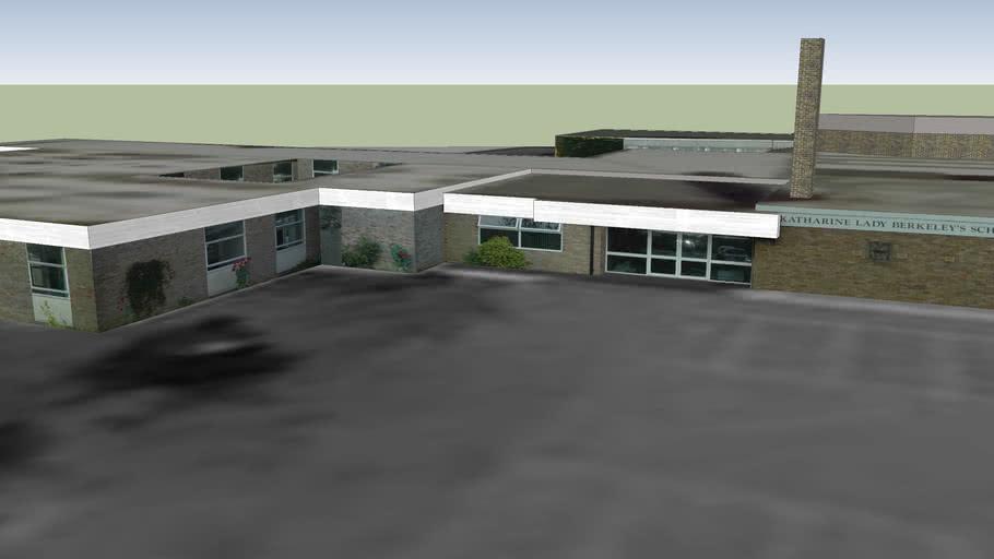 Main Building, KLB School, Wotton-under-Edge