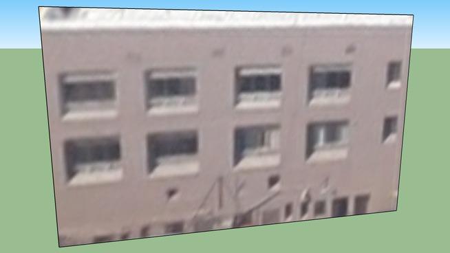 Building in Burbank, CA, USA