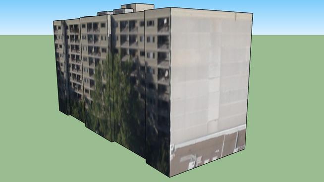 Gebäude in Sacramento, Kalifornien, Vereinigte Staaten