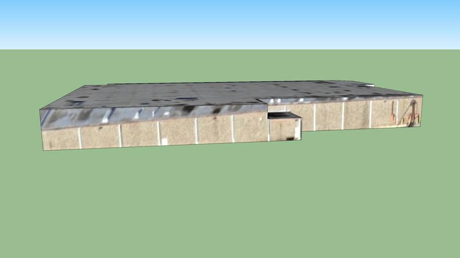 Bâtiment situé Dallas, TX, USA