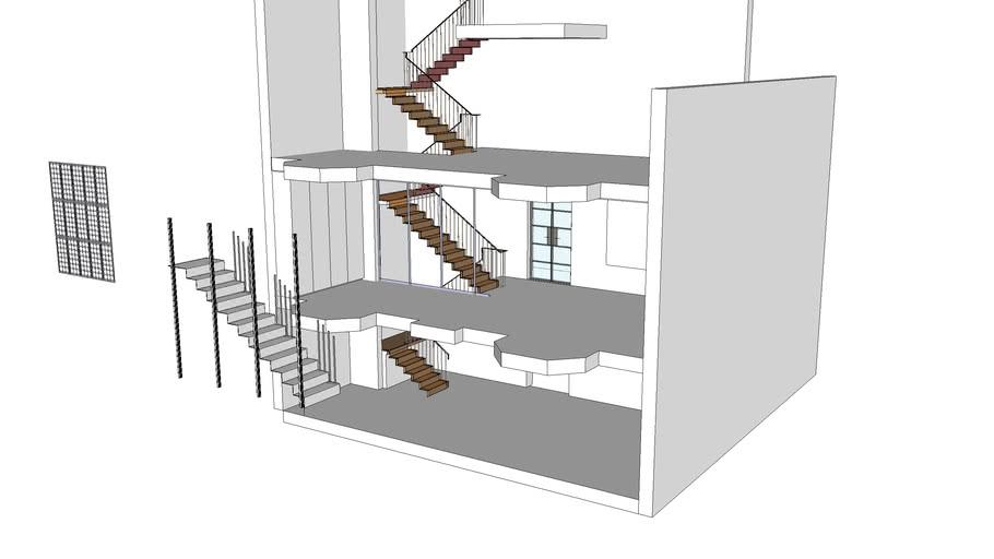 Hornton Stair Detail
