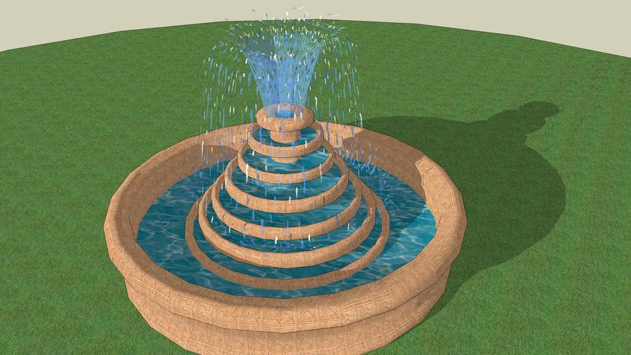 Fountain +    Фонтан +