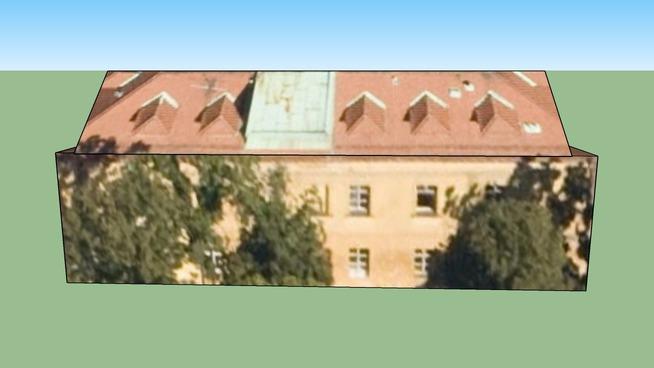 Ēka adresē Prāga, Čehija
