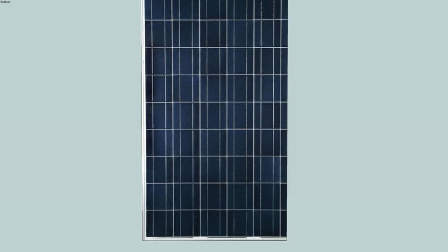 Evergreen 114 Zellen bandgezogen 1,65mx0,95m