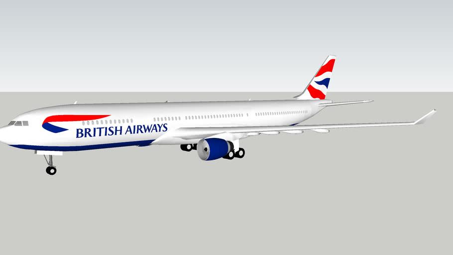 British Airways Airbus A330-200