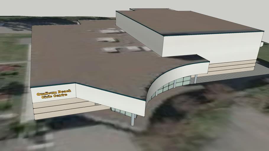 Qualicum Beach Civic Centre