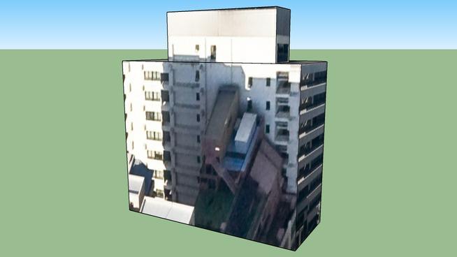 〒460-8477にある建物