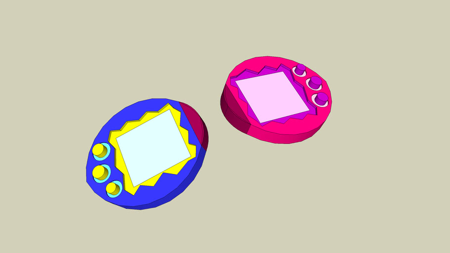 V2 Tamagotchi Connecting