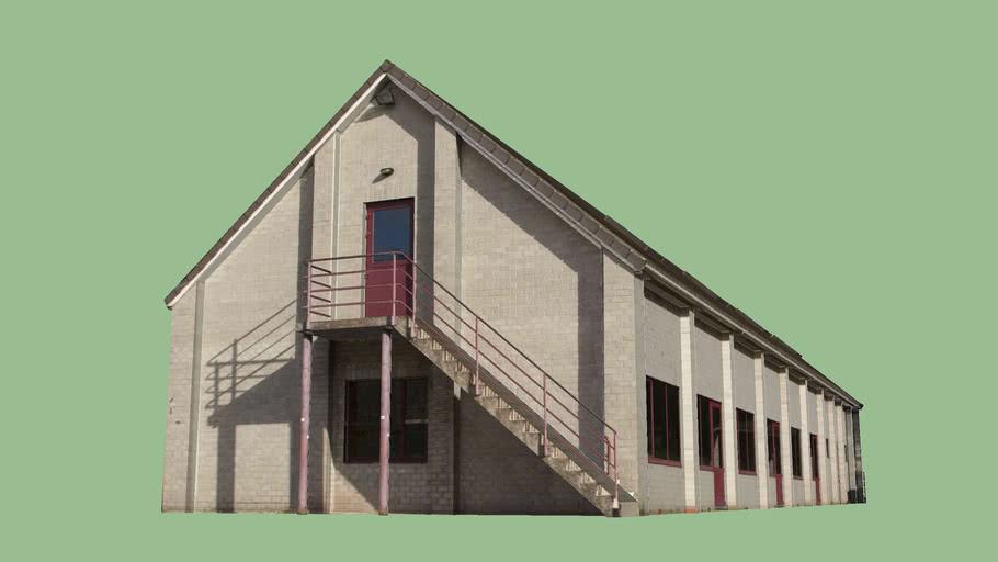 Chiro Building, Zonderschot