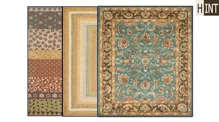 Rug + Fabric