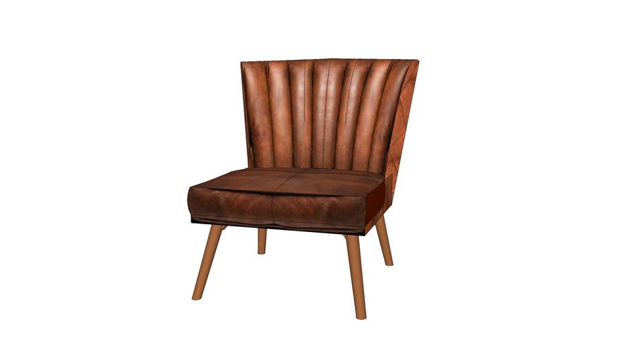皮沙發.單椅-leather sofa