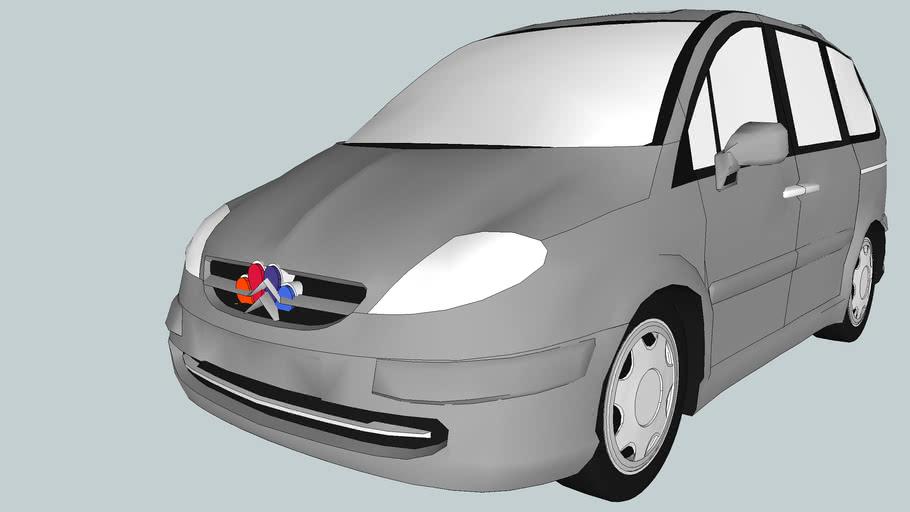 2002 NBC Mazer Minivan