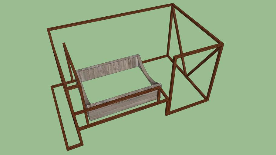 Estrutura Deck CVS