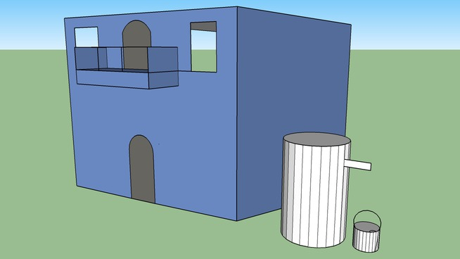 My 3D Mansion
