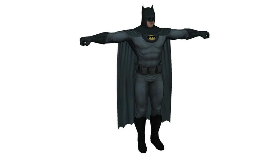 Bruce Wayne-Batman Earth One