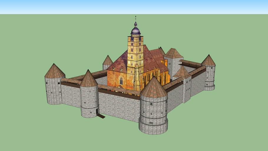 Utvrda zagrebačke katedrale 16. stoljece