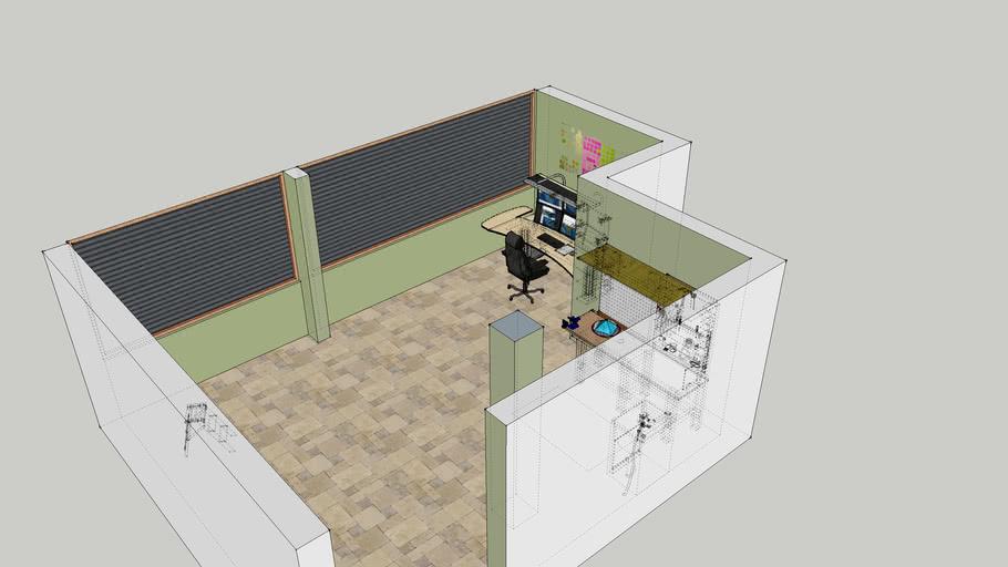 La Isla Network_Exhibition Space