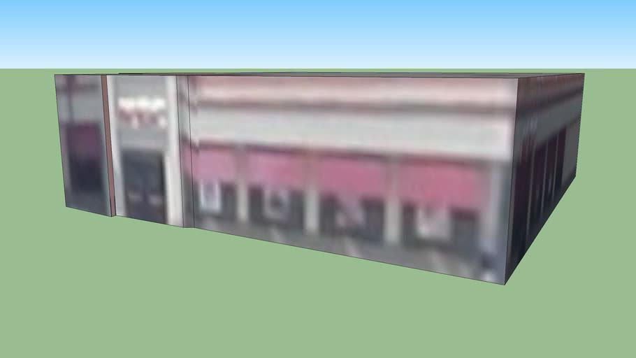 Building in Santa Clarita, CA, USA