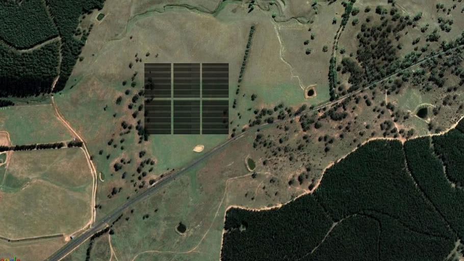 PV201111009010201-Kowen Solar Farm