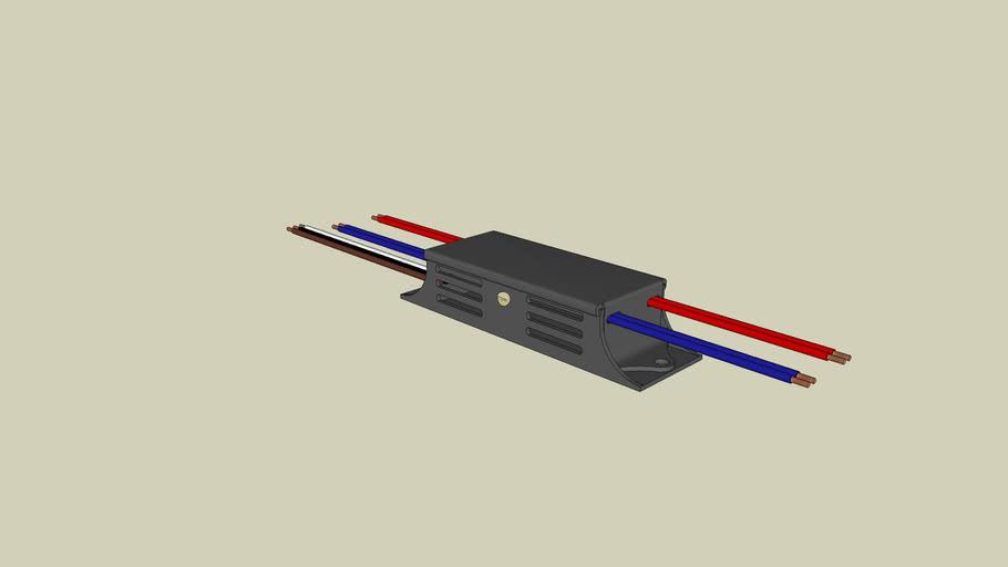 reator eletrônico para 2 lâmpadas fluorescentes