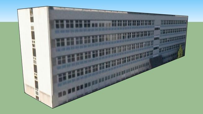 Bâtiment situé Gabalfa, Cardiff, South Glamorgan CF14 3JR, Royaume Uni