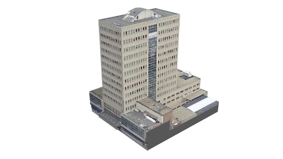 Electrabel Building, Antwerp