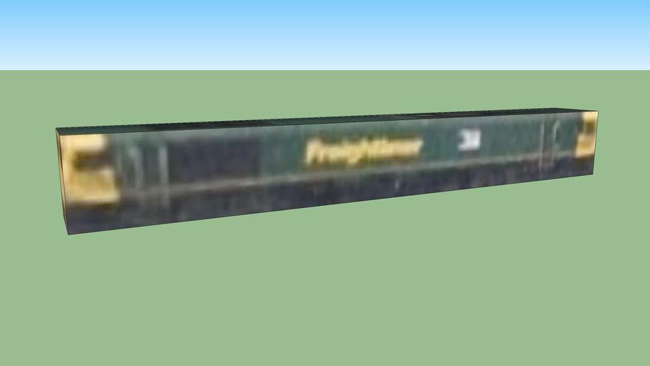 a train, UK