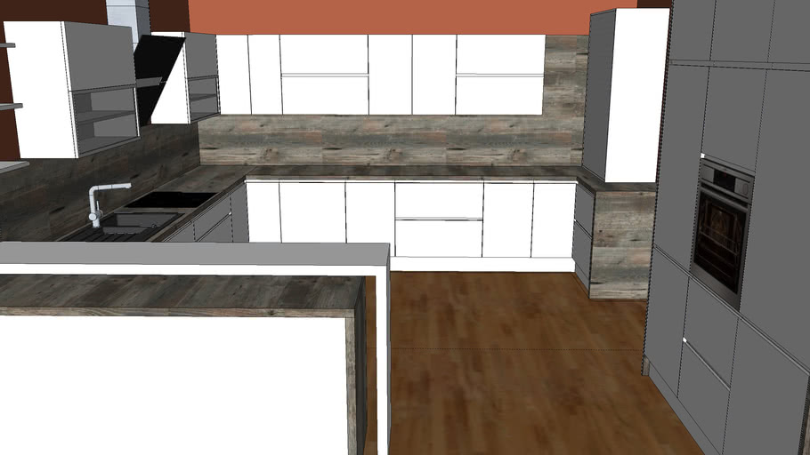 Nobilia Kitchen Design 3d Warehouse