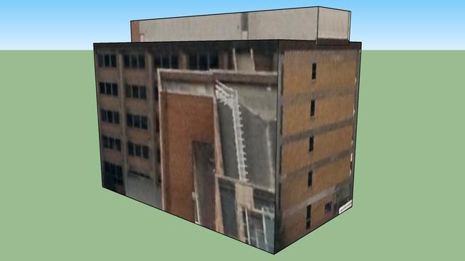 Bâtiment situé Victoria 3065, Australie
