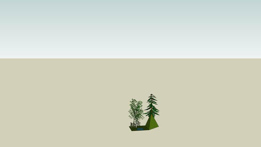 3D растения