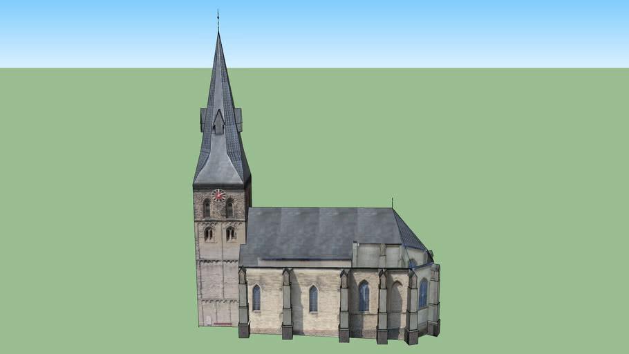 Kirche in Duisburg-Baerl