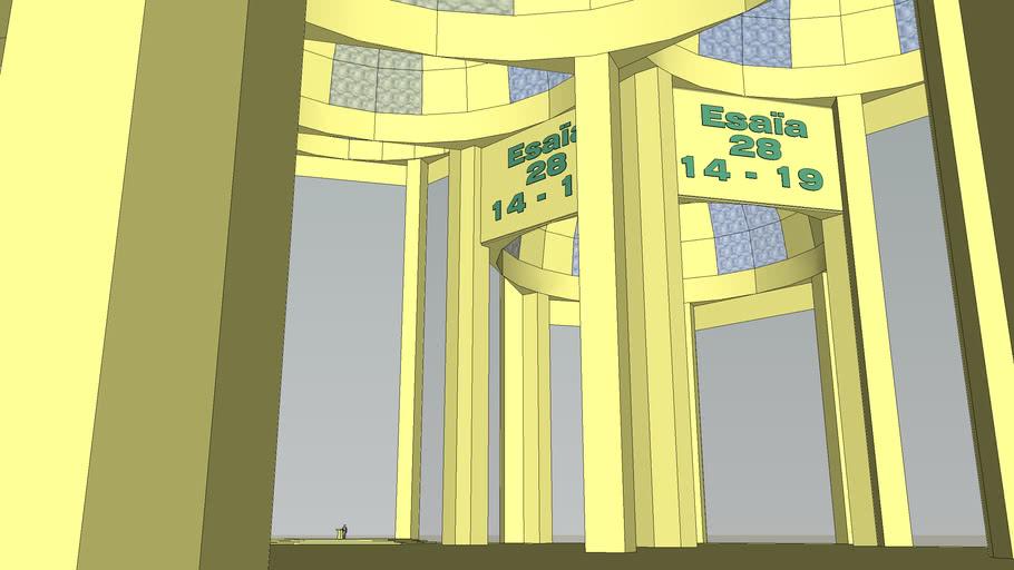 SP-2 Hexagonal House for YHWH