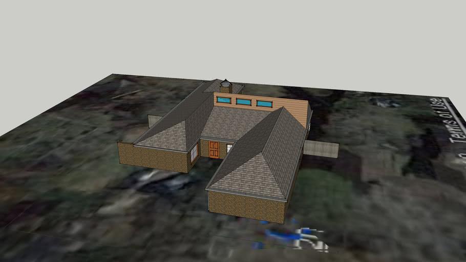 Kingwood 1 Story House