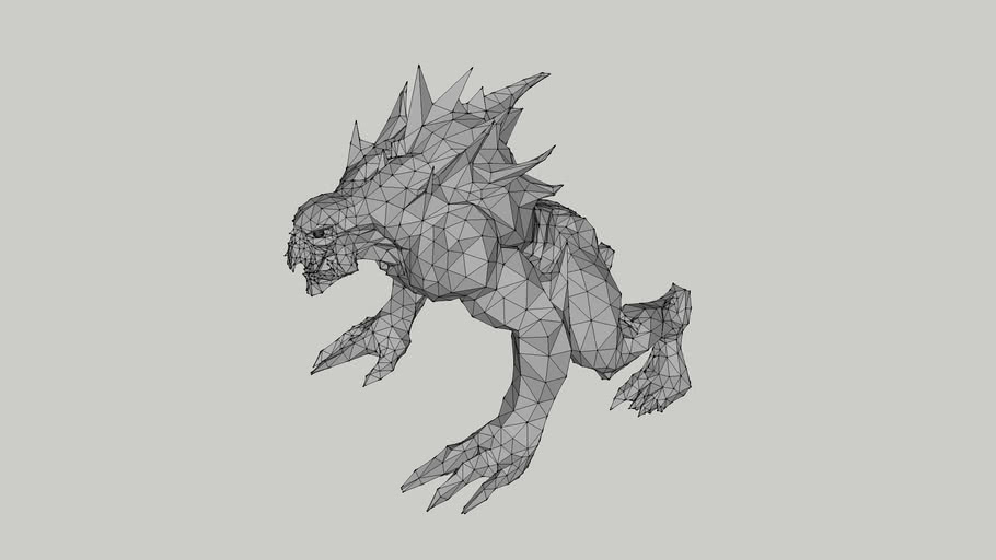 Armoured Monster By Muhammad Sitwat (Without Colour)