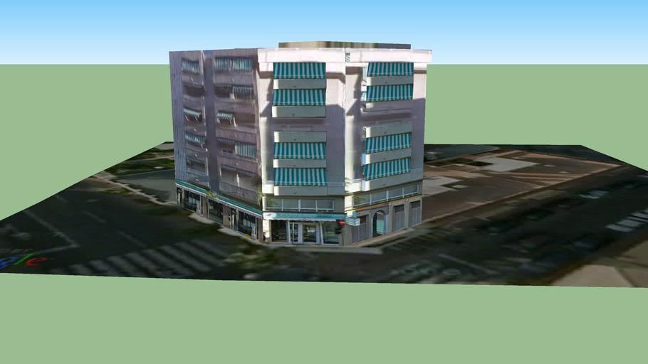 Edificio en san vicente