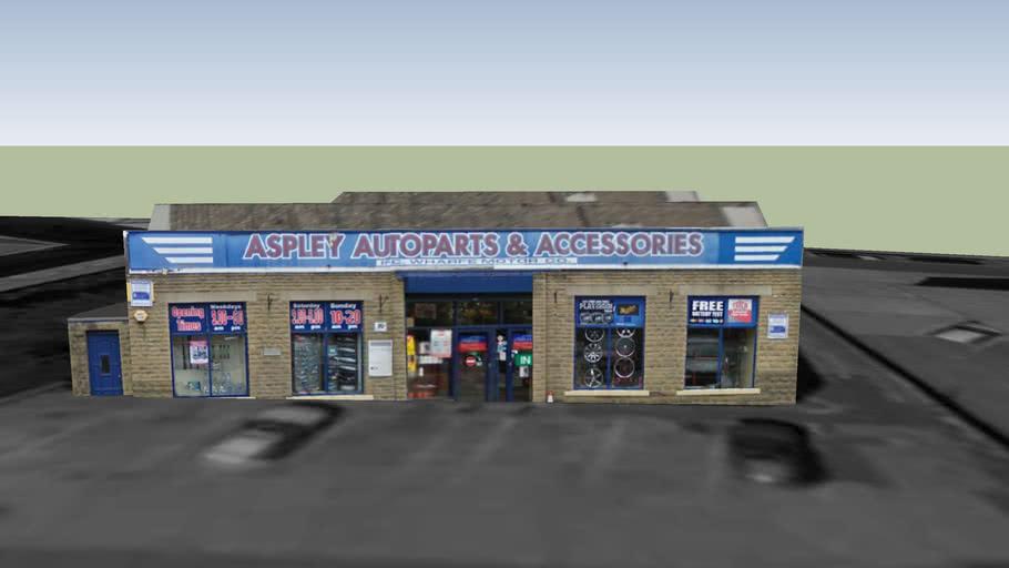 Aspley Autoparts and Accessories, Huddersfield