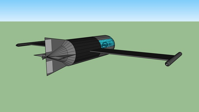 Solar powered concept boat