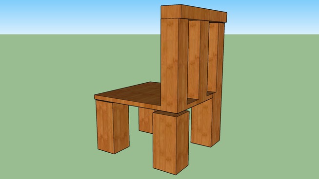 Chair (my first model)