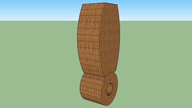 6e6 Trojan Horse Leg