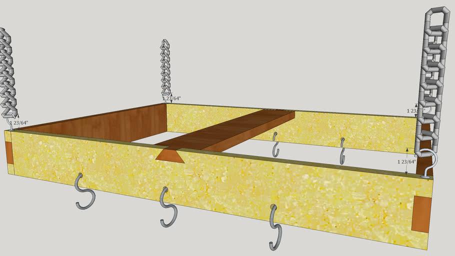 The Simple Pot Rack
