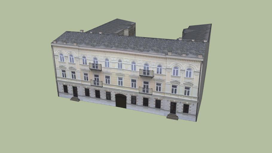 Radom, ulica Piłsudskiego