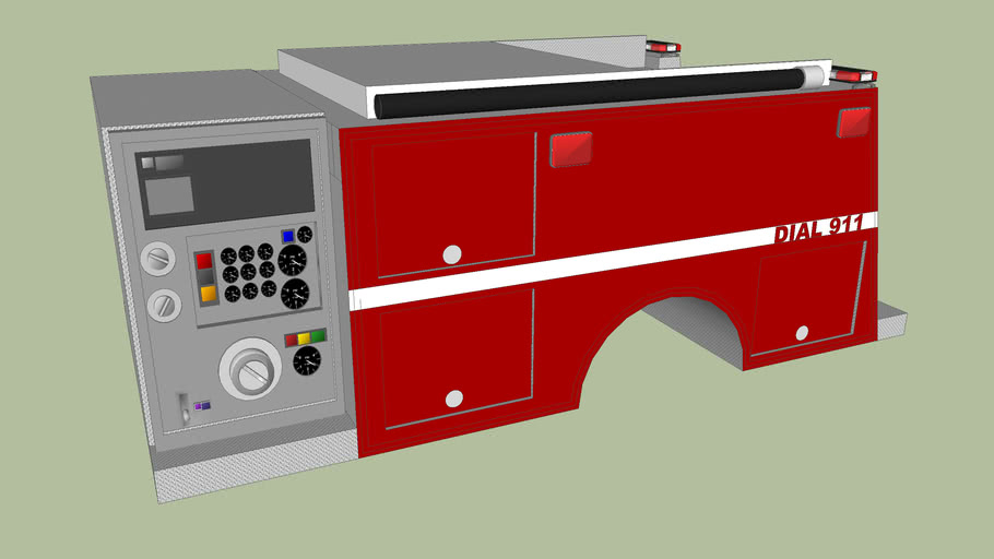 Fire Engine Apparatus