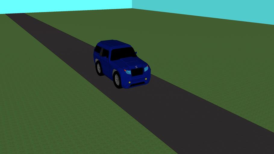 ZREIK Car Designe