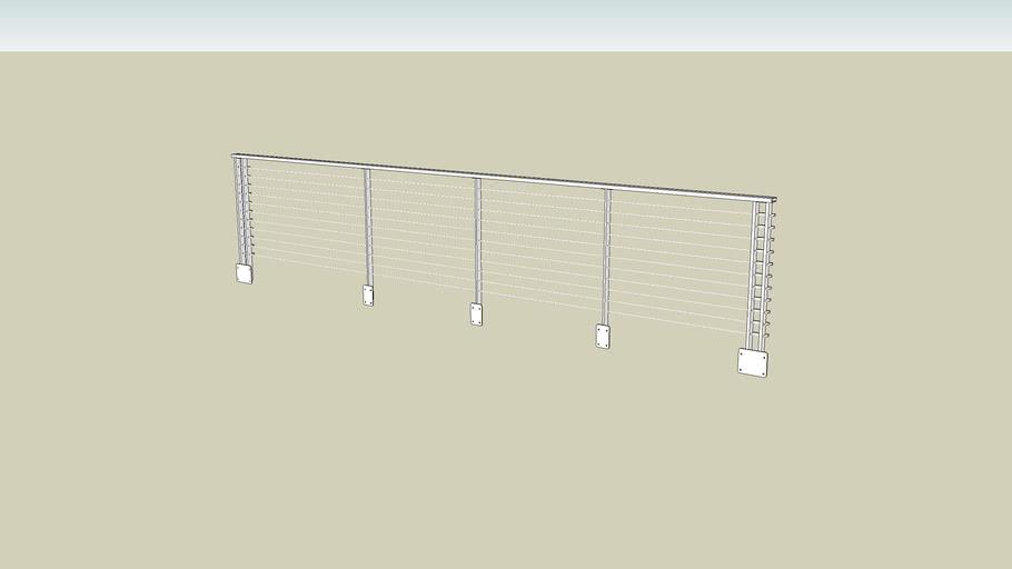 Japenese Style railing