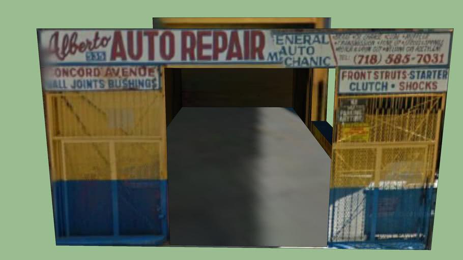 Alberto Auto Repair garage