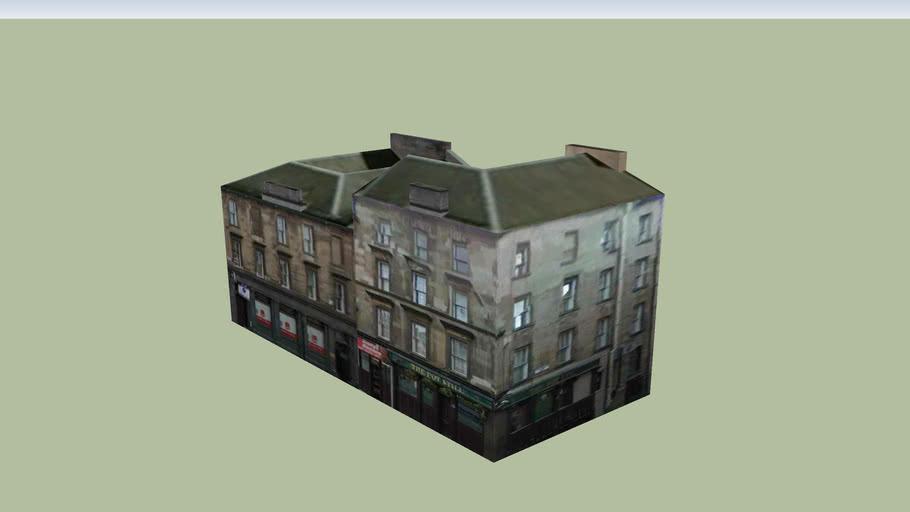 156 - 166 Hope Street Glasgow