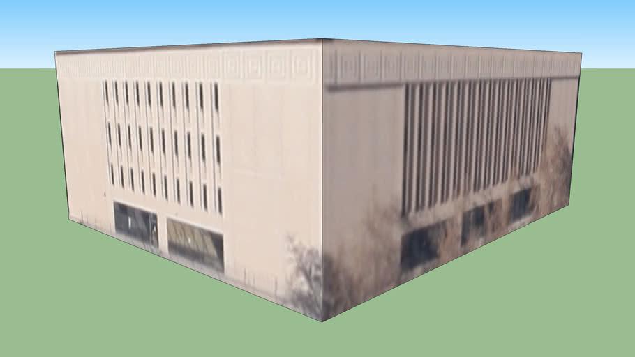 Bâtiment situé Albuquerque, NM 87191, USA